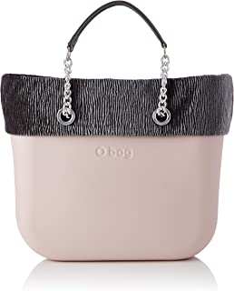 O Bag Mini - Bolso para mujer, color rosa