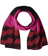M Missoni - Dot Stripe Scarf
