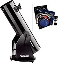 Orion XT10 Classic Dobsonian Telescope & Beginner Barlow Kit