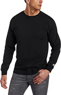 Men's Basic Cotton Long Sleeve T-Shirt