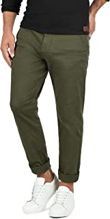 Blend Kainz Men's Chino Trousers with Stretch Perimeter Regular Fit