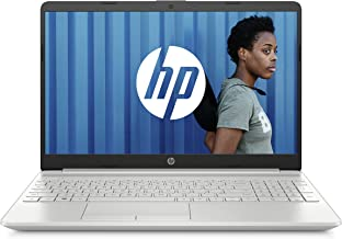 "HP 15-dw0051nf PC Portable 15,6"" FHD Argent (Intel Core i3, RAM 4 Go, 1To + SSD 128.."