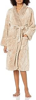 Women's Cozy Plush Bath Robe