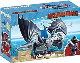 PLAYMOBIL How to Train Your Dragon Drago & Thunderclaw