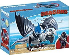 PLAYMOBIL How to Train Your Dragon Drago & Thunderclaw
