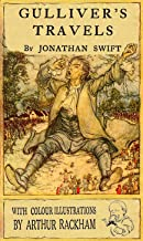 Gulliver's Travels  (with illustrations by Arthur Rackham)