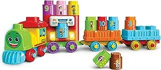 VTech 伟易达 80-606604 BlaBlaBlocks 铁路玩具,多色