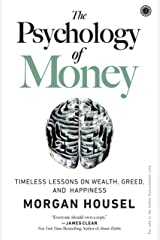 The Psychology of Money Timeless Lessons on Wealth Paperback