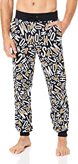 Moschino Men's All Over Bear Pants
