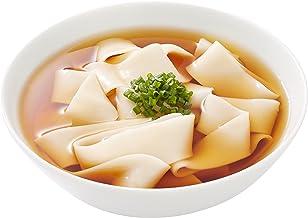 中里商店 桐生うどんの里 ひもかわ(半生) 270g×10袋入り(麺のみ) 特製幅広麺
