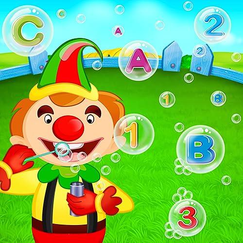 A B C Circo Aprender Alfabetos & Números - Juego para aprender y jugar juntos!