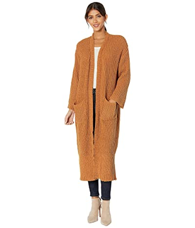 LOST + WANDER Most Wanted Cardigan (Rust) Women