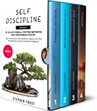 Self-Discipline: 4 Books in 1: To do List Formula, Stop Procrastinating, Stop Overthinking,Stoicism. How to Build your Sel...