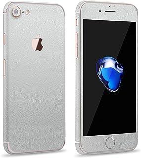 OKCS gnistrande-läder-iP7-kombi iPhone 7 Chanel Taupe