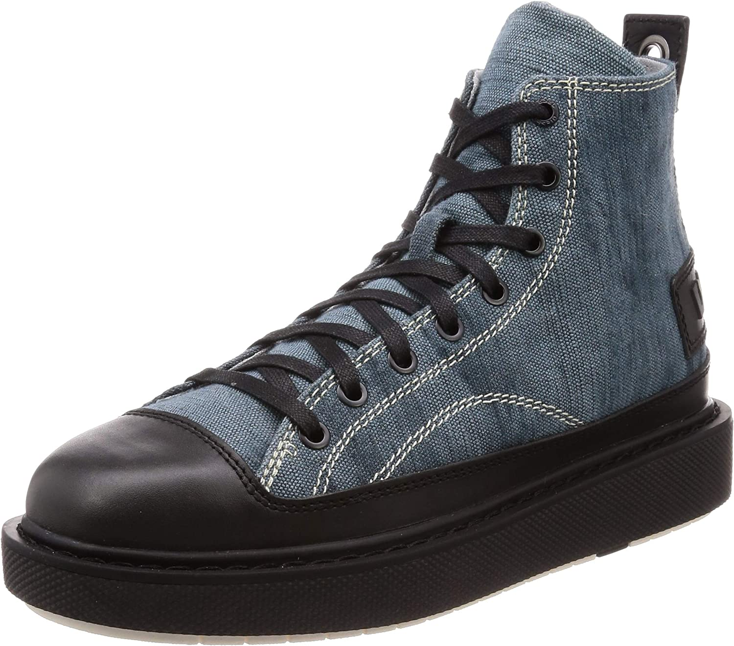 Diesel Men's H-cage Dbb-Ankle Boot Fashion