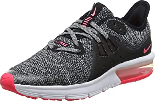 Nike Kids Air Max Sequent 3 (GS) Running Shoe