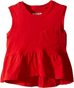 Hudson Kids - Flounce Pocket Tank Top (Infant)