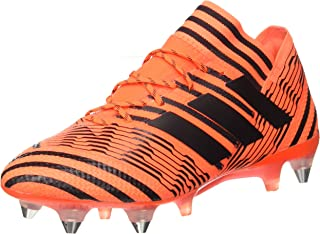 adidas Performance Mens Nemeziz 17.1 Soft Ground Football Boots - Orange - 6