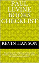 Paul Levine Books Checklist: Reading Order of Jake Lassiter Legal Thrillers, Solomon vs. Lord Series and List of All Paul Levine Books