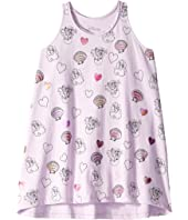 Cotton Jersey Tank Dress (Little Kids/Big Kids)