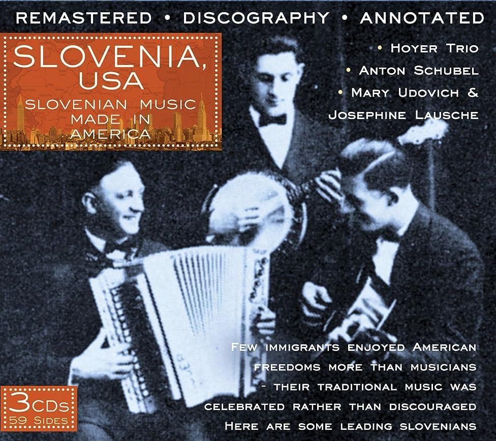 Slovenia, Usa: Slovenian Music Made In America