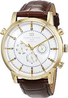 Tommy Hilfiger Men 1790874 Year-Round Analog Quartz Brown Watch