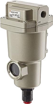 2,200 L//min SMC AMG450C-N04D Water Separator 1//2 NPT N.O Auto Drain