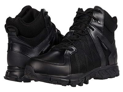 Reebok Work Trailgrip Tactical Soft Toe EH (Black) Men