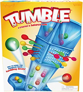 Pressman Tumble Strategy and Balance Game