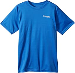 Columbia Kids - PFG Americana Scales Short Sleeve Shirt (Little Kids/Big Kids)