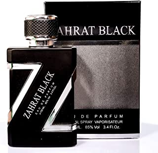 Zahrat Black French Eau De Parfum 100ml