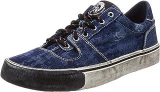 Diesel Men's 355 S-flip Low Sneaker