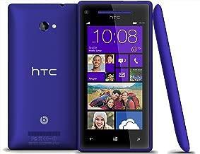 HTC 8X 16GB Unlocked Windows Phone w/ 8MP Camera, 4.3