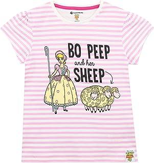 Disney Girls Toy Story T-Shirt Bo Peep