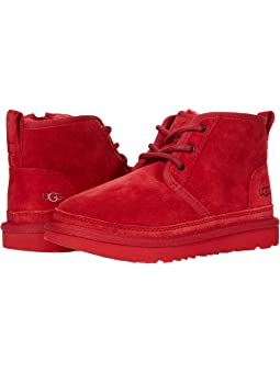 UGG Kids Red Shoes + FREE SHIPPING