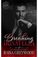 Breaking Donatella (Leave Me Breathless) Kindle Edition