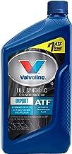 Valvoline Import Multi-Vehicle Automatic Transmission Fluid - 1qt (Case of 6) (822389-6PK)