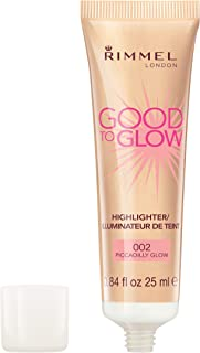 Rimmel London Good To Glow Highlighter, 002 Piccadilly Glow