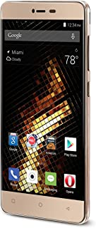 BLU Energy X 2 - With 4000 mAh Super Battery - US GSM Unlocked Smartphone - Gold