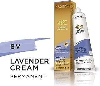 Clairol Permanent Crème, 8v Lavender, 2 oz