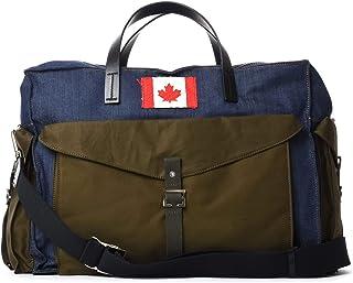 Luxury Fashion | Dsquared2 Mens W17DF40931229M641 Multicolor Briefcase | Season Outlet