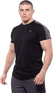 BodyVertex Men's Premium Fitted Short-Sleeve Crew T-Shirt