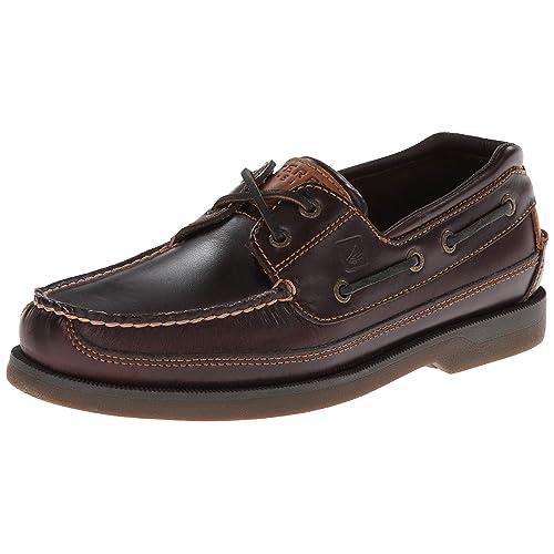 19c5eb48326 Sperry Men s Mako 2-Eye Boat Shoe
