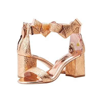 Ted Baker Kerria (Rose Gold Leather) Women