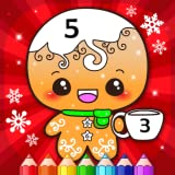 100+ Unique pictures of winter characters and symbols The program interface is as simple as possible so that every child can easily understand it Convenient shimmer glitter palette lets you create your own unique set of colors High-quality elaboratio...