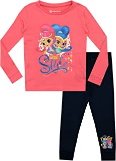 Shimmer And Shine Court Pyjamas 18 mois à 5 ans