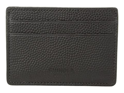 Discount Prices Clearance With Credit Card Shinola Detroit Latigo Id Card Case Black Online Cheap Price Looking For qcBRrhDh