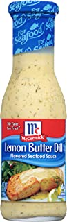 McCormick Golden Dipt Lemon Butter Dill Sauce, 8.4 oz (Pack of 6)