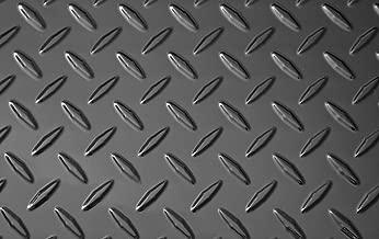 Black Diamond Plate Thermoplastic Sheet 24