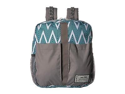 KAVU Onamission (Zigzag) Backpack Bags
